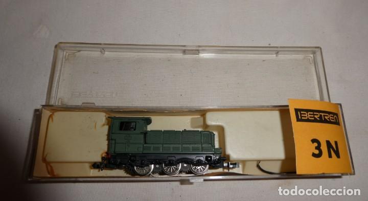 Trenes Escala: LOCOMOTORA 3N IBERTREN REF. 011 - Foto 9 - 192190527