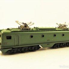 Trenes Escala: IBERTREN LOCOMOTORA ALSTHOM 7671 3N . Lote 193385555