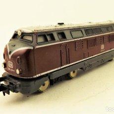 Trenes Escala: BERTREN N LOCOMOTORA DIÉSEL DB BR 220 031-9 . Lote 193385731