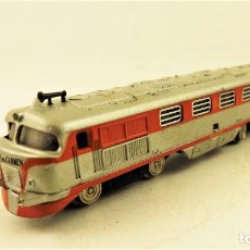 Trenes Escala: BERTREN 3N LOCOMOTORA TALGO VIRGEN DEL CARMEN . Lote 193386081