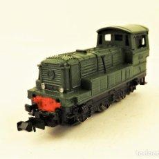 Trenes Escala: BERTREN 3N LOCOMOTORA MANIOBRAS . Lote 193386235