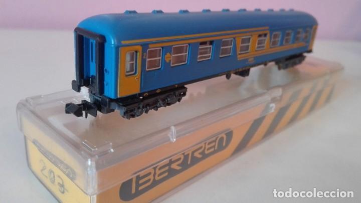 Usado, Ibertren 230, vagón nueva imagen Renfe segunda mano