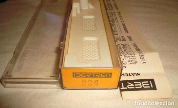 Trenes Escala: CAJA VACIA IBERTREN N, REF. 226 3ª CLASE CC 1000 - Foto 3 - 194076366