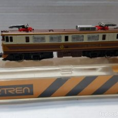 Trenes Escala: IBERTREN LOCOMOTORA MITSUBISHI ELECTRICA ESCALA N RENFE 269-325-5 EN CAJA ORIGINAL. Lote 195016541