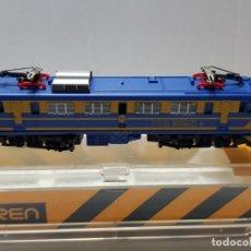 Trenes Escala: IBERTREN LOCOMOTORA ELECTRICA MITSUBISHI REF.269-216-8 ESCALA N EN BLISTER . Lote 195046850