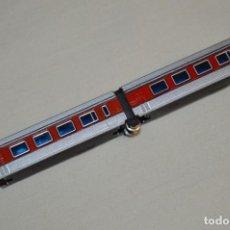 Trenes Escala: REPUESTO IBERTREN N / 2N - TALGO / 2 COCHES DE VIAJEROS 2ª CLASE - ¡MIRA FOTOS Y DETALLES!. Lote 196983163