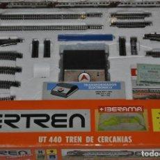 Trenes Escala: IBERTREN UT 440 TREN DE CERCANIAS ESCLA N REF 6872 EXIN. Lote 199750692