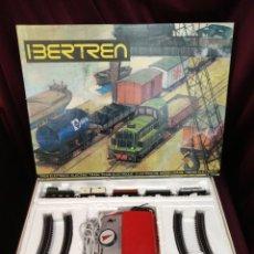 Trenes Escala: CONJUNTO TREN IBERTREN 3N 111, FUNCIONA.. Lote 199808780