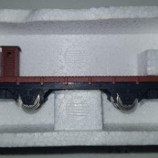 Comboios Escala: IBERTREN VAGÓN BAJO DE CARGA ESCALA N REF 301. Lote 200863808