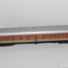 Comboios Escala: IBERTREN - VAGON PASAJERO DB NARANJA. Lote 202856860