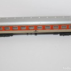 Comboios Escala: IBERTREN - VAGON DB PASAJEROS NARANJA. Lote 202857271