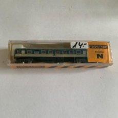 Comboios Escala: VAGON IBERTREN N REF 220 NUEVO. Lote 203170713