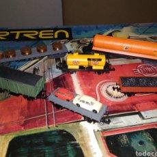 Trenes Escala: IBERTREN ESCALA 3 N. LOTE DE VAGONES. BUTANO, TELEROS, CISTERNA STP. Lote 203882093