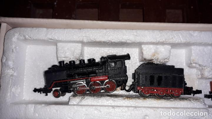 Trenes Escala: IBERTREN 3N REF. 301 T.R. VAPOR MERCANCIAS, TREN ANTIGUO, TREN ELECTRICO , JUGUETE ANTIGUO - Foto 12 - 204740051