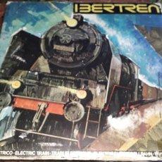 Trenes Escala: IBERTREN 3N REF. 301 T.R. VAPOR MERCANCIAS, TREN ANTIGUO, TREN ELECTRICO , JUGUETE ANTIGUO. Lote 204740051