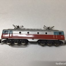 Trenes Escala: LOCOMOTORA ELÉCTRICA ALSTHOM TALGO IBERTREN 3N. Lote 205536215