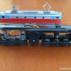Trenes Escala: DESGUACE ALSTHOM 276 3N IBERTREN PARA PIEZAS, SIN MOTOR.. Lote 205571956