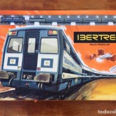 Comboios Escala: IBERTREN TALGO PENDULAR - ESCALA N - MODELO 6850. Lote 205737535