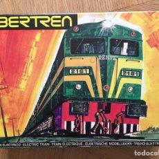 Trenes Escala: TREN ELÉCTRICO IBERTREN 112 3N. Lote 205741450