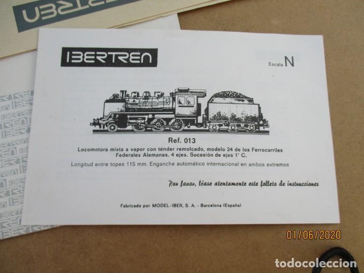 Trenes Escala: Ibertren Sobre instrucciones equipo 131 mejor ver fotos - Foto 2 - 206826168