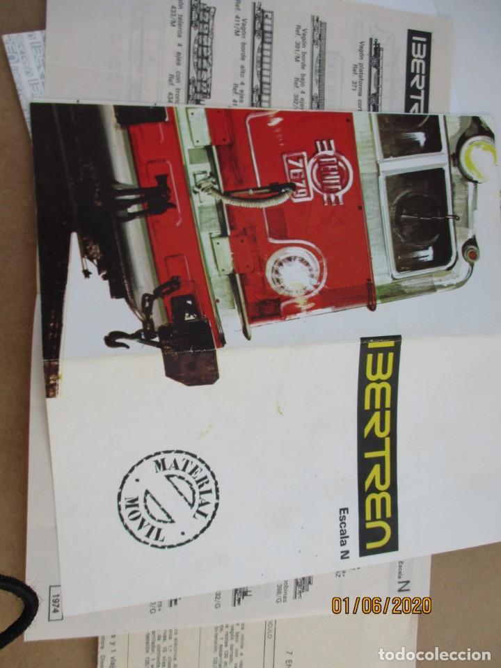 Trenes Escala: Ibertren Sobre instrucciones equipo 131 mejor ver fotos - Foto 5 - 206826168