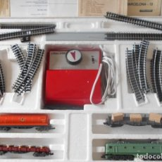 Trenes Escala: IBERTREN 113 ESCALA 3 N COMPLETO CON TODA LA DOCUMENTACION EN MUY BIEN ESTADO. Lote 207085037