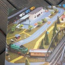 Trenes Escala: IBERAMA IBERTREN 560 MANUAL DE INSTRUCCIONES. Lote 207100517