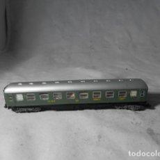 Trenes Escala: VAGÓN PASAJEROS RENFE ESCALA N DE IBERTREN. Lote 207245880