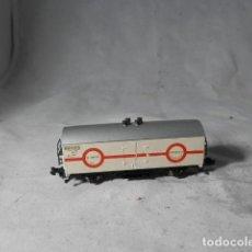 Trenes Escala: VAGÓN CERRADO ESCALA N DE IBERTREN. Lote 207274440