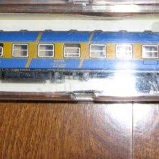 Trenes Escala: VAGON RENFE LIBREA NUEVA IMAGEN, CAFETERÍA-RESTAURANTE, IBERTREN, ESCALA N. REFERENCIA 249. Lote 210484787