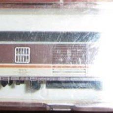 Trenes Escala: VAGON RENFE TREN ESTRELLA - FURGON - IBERTREN, ESCALA N. REFERENCIA 6218. Lote 210488736