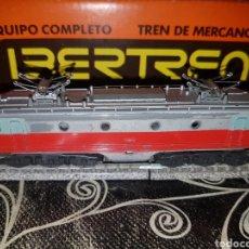 Comboios Escala: LOCOMOTORA IBERTREN 3N REFERENCIA 015. Lote 210779932