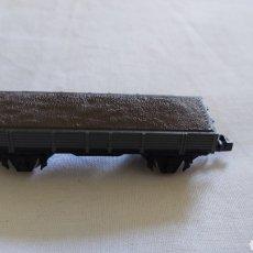 Trenes Escala: VAGON DE CARGA CON GRAVA. IBERTREN ESCALA N. Lote 214925208