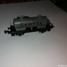 Trenes Escala: VAGON IBERTREN N FALTA 2 RUEDAS. Lote 217613360