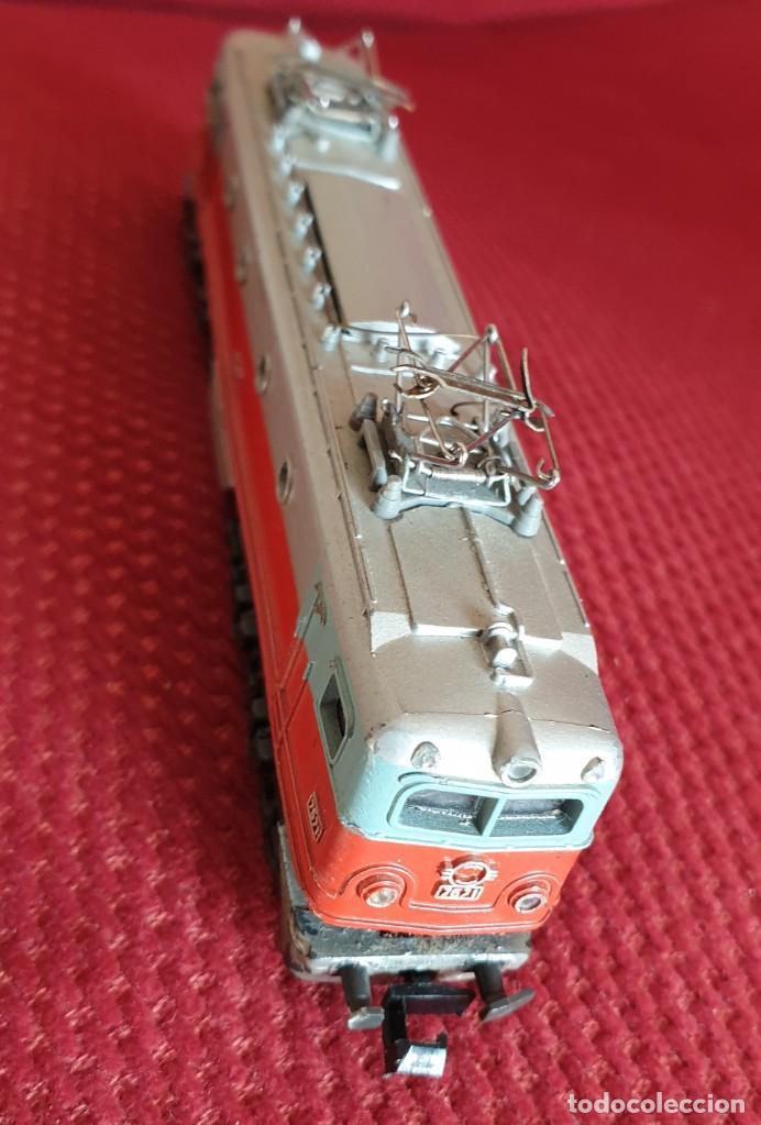 Trenes Escala: LOCOMOTORA IBERTREN RENFE ESCALA 3N - Foto 2 - 218898441