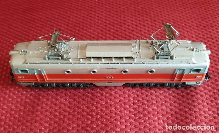 Trenes Escala: LOCOMOTORA IBERTREN RENFE ESCALA 3N - Foto 4 - 218898441