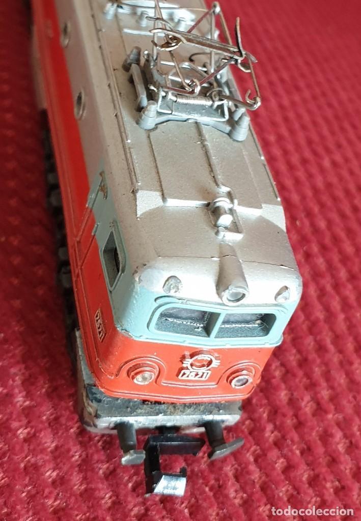 LOCOMOTORA IBERTREN RENFE ESCALA 3N (Juguetes - Trenes a escala N - Ibertren N)