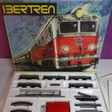 Trenes Escala: CAJA COMPLETA IBERTREN 3N REF: 141. MUY BUEN ESTADO. Lote 219013611