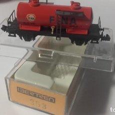 Treni in Scala: VAGON CISTERNA FINA IBERTREN N. REF 358. Lote 219017940