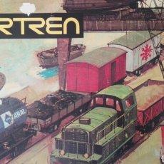 Trains Échelle: CAJA VACÍA IBERTREN 3N (201). Lote 219725023