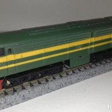 Trenes Escala: IBERTREN 3N LOCOMOTORA ALCO 2100 -- L46-346 (CON COMPRA DE 5 LOTES O MAS, ENVÍO GRATIS). Lote 220974111