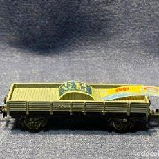 Trenes Escala: VAGON MERCANCIAS ESCALA N IBERTREN 7CMS. Lote 220977965