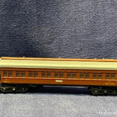 Trenes Escala: VAGON PASAJEROS ESCALA N IBERTREN MATARO MZA 12CMS. Lote 220978776