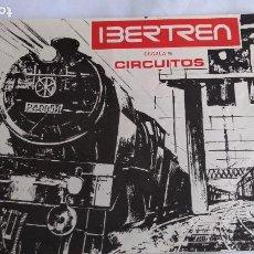 Trenes Escala: IBERTREN N CATÁLOGO CIRCUITOS 4ª EDICIÓN. Lote 221459808
