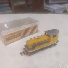 Trenes Escala: LOCOMOTORA IBERTREN AÑOS 70 ESCALA N. Lote 221795666