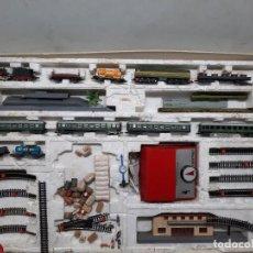 Trenes Escala: IBERTREN 3N CON 2 LOCOMOTORAS Y VAGONES. Lote 221814620