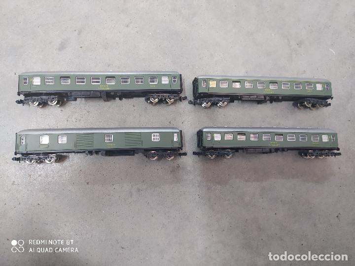 Trenes Escala: IBERTREN Modelo 141 Escala 3N (Caja completa,incluye documentación e instrucciones) - Foto 3 - 222303441
