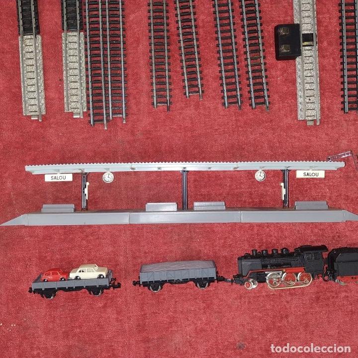 Trenes Escala: TREN IBERTREN 3N 301 T. R. EN CAJA ORIGINAL. ESPAÑA. SIGLO XX - Foto 13 - 222325091