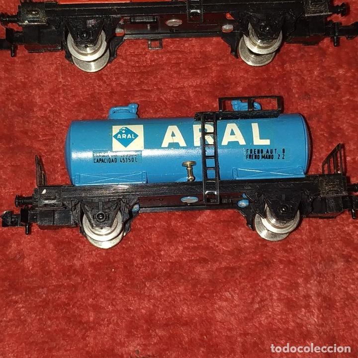 Trenes Escala: TREN IBERTREN 3N 301 T. R. EN CAJA ORIGINAL. ESPAÑA. SIGLO XX - Foto 17 - 222325091