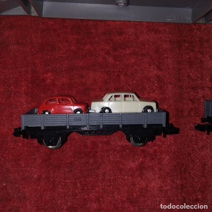 Trenes Escala: TREN IBERTREN 3N 301 T. R. EN CAJA ORIGINAL. ESPAÑA. SIGLO XX - Foto 18 - 222325091